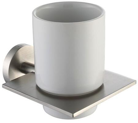 Kraus KEA12204 Imperium Series Wall Mounted Ceramic Tumbler Holder