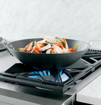 Ge Monogram Zgu484ngpss Gas Sealed Burner Style Cooktop