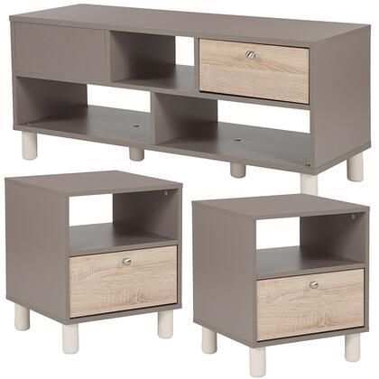 Flash Furniture Montclair Collection EV 7 GG
