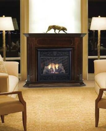 Majestic CFX24PVDW  Vent Free Liquid Propane Fireplace