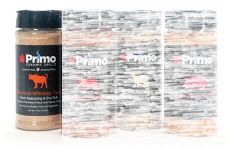 Primo PR5XX 11-Ounce Seasoning and Dry Rub