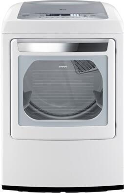 """LG DLGY1202W 27"""" Gas Dryer"""