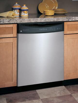 Frigidaire FDB1502RGQ  Built-In Full Console Dishwasher with in Bisque