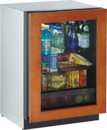 "U-Line 3024RGLOL00 24"" Freestanding Refrigerator 