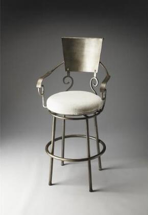 Butler 2689025 Residential Fabric Upholstered Bar Stool