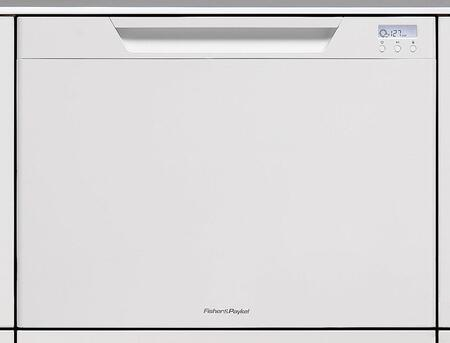 Fisher Paykel DD24SCW6V2 DishDrawer Series Drawers Semi-Integrated Dishwasher