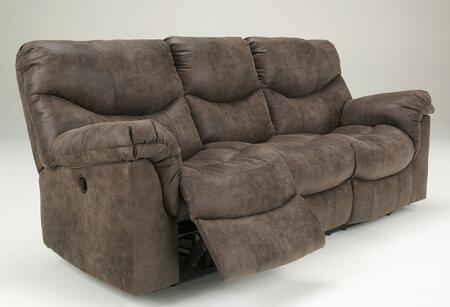 Signature Design By Ashley 7140088 Alzena Series Reclining Faux