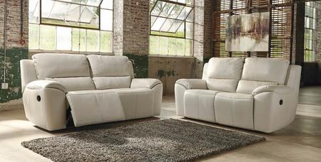 Milo Italia MI4910SLCREA Jermaine Living Room Sets