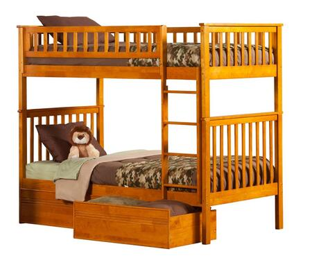 Atlantic Furniture AB56117  Bunk Bed