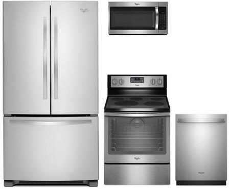Whirlpool 767455 Kitchen Appliance Packages