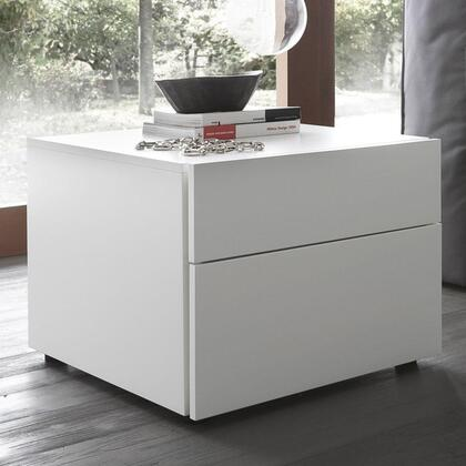 Rossetto T4112010000LB Rossetto Series  Metal Night Stand