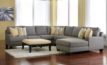 Milo Italia MI94525PRSECOALLO Peyton Living Room Sets
