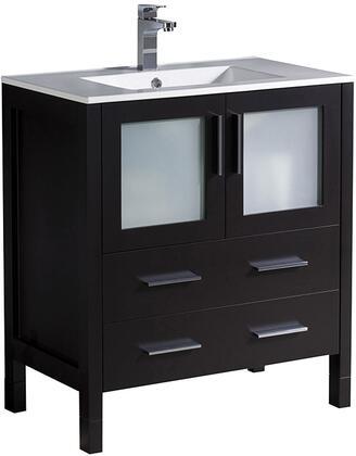 """Fresca FCB6230XXX Torino 30"""" Single Sink Vanity with X Sink in"""