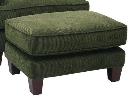 Jackson Furniture 317810 Contemporary Chenille Fabric Ottoman