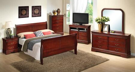 Glory Furniture G3100AFBSET Full Bedroom Sets