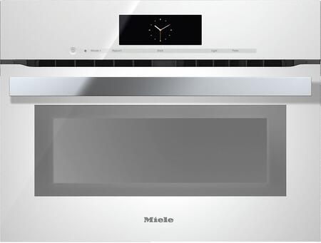 "Miele H6800BMx 24"" Speed Oven with 1.5 cu. ft. Capacity, M Touch Controls, Rapid Preheat, Roast Probe, MasterChef Menu, Timer, and Sabbath Program, in"