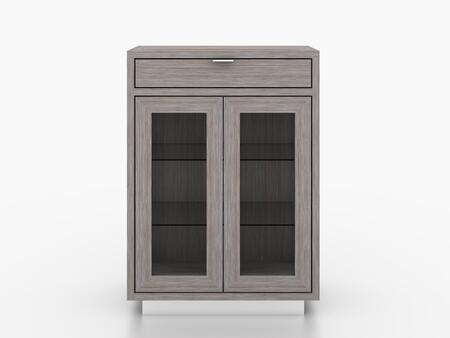 Casabianca CB4701OAK Tuscany Series Freestanding MDF 1 Drawers Cabinet