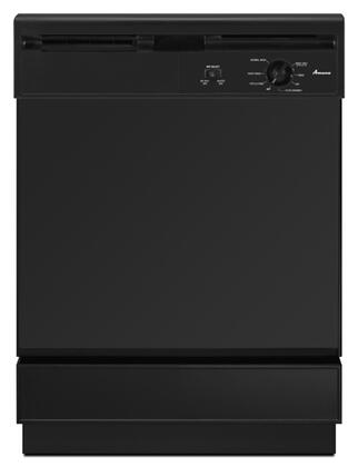 Amana ADB1000AWB  Built-In Full Console Dishwasher