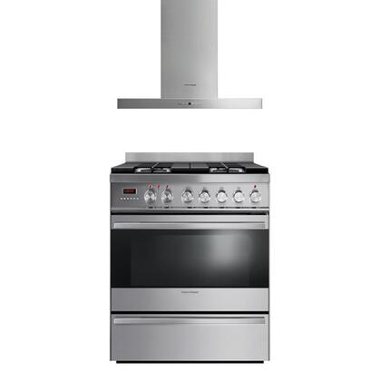 Fisher Paykel 384165 Kitchen Appliance Packages