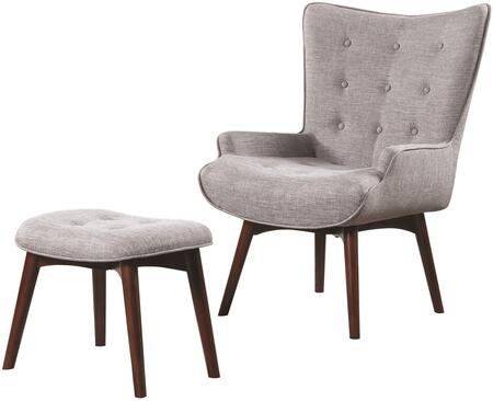 Scott Living Accents Accent Chair and Ottoman