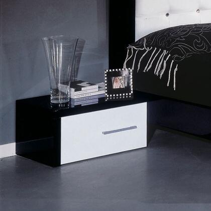 VIG Furniture VGACCMOONNS  Wood Night Stand