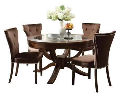 Acme Furniture Kingston 5 PC Set ...