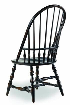 Sanctuary Windsor Side Chair Ebony