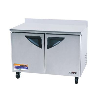 Turbo Air TWF48SD  Commercial Work Top Freezer
