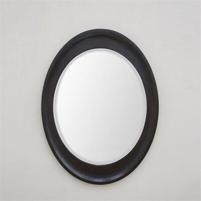 Lanza WF6822MRDC  Oval Portrait Wall Mirror