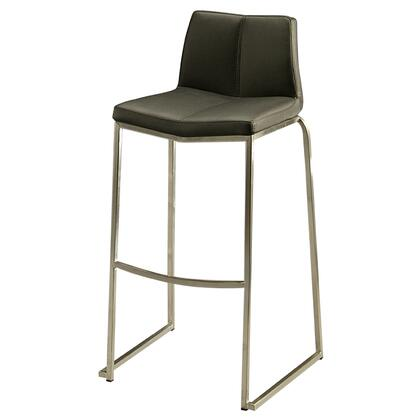 Pastel Furniture QLDQ2102 Daqo 30 in. Bar Height Barstool
