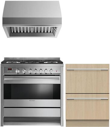 Fisher Paykel 718104 Kitchen Appliance Packages
