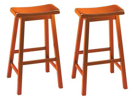 Acme Furniture 07307 Gaucho Series Residential Not Upholstered Bar Stool