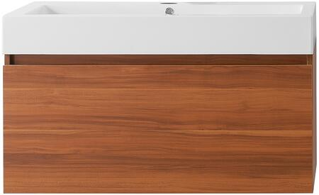 Virtu USA JS50339PLPRTSET1 Plum Single Sink
