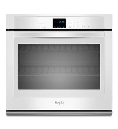 "Whirlpool WOS51EC7AW 27"" Single Wall Oven"