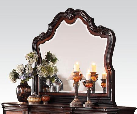 Acme Furniture 22404 Le Havre Series Rectangular Portrait Dresser Mirror