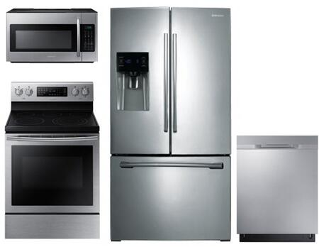 Samsung Appliance 730711 Kitchen Appliance Packages