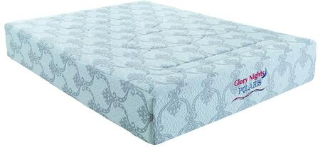 Glory Furniture GN4440Q Polaris Series Queen Size Memory Foam Top Mattress
