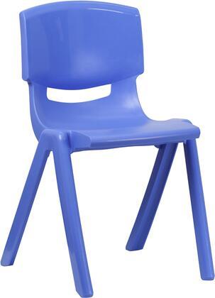 Flash Furniture YUYCX007BLUEGG