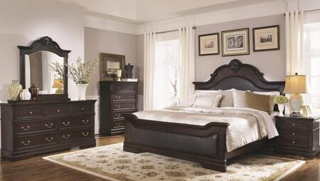 Coaster 203191KE5PC Cambridge E King Bedroom Sets