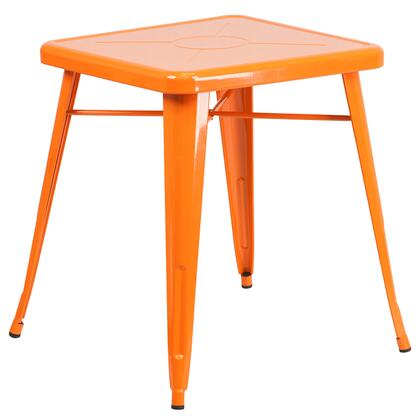 "Flash Furniture CH3133029ORGG 27.75"" Bistro Table"