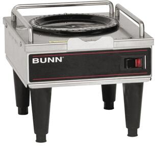 Bunn-O-Matic 12203.001x RWS1 Warmer 1 Position Remote Warmer Stand For 1.5 GPR Satellite Server, in
