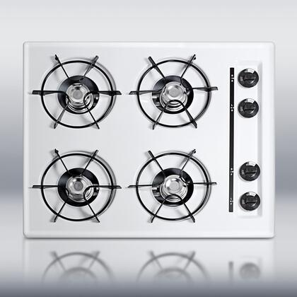 Summit WTL03P  Gas Open Style Cooktop