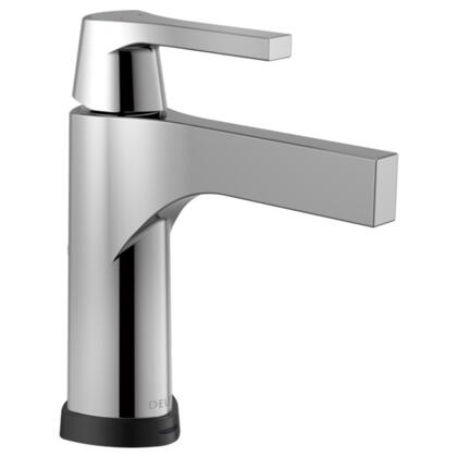 Zura  574T-DST Delta Zura: Single Handle Centerset Lavatory Faucet with Touch2O.xt Technology in Chrome