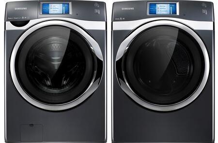 Samsung Appliance WF457ARGSGR-DV457EVGSGR-PAIR 457 Laundry W