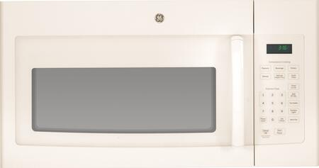 GE JVM3160DFCC 1.6 cu. ft. Over the Range Microwave Oven with 1000 Cooking Watts, 10 Power Levels in Bisque