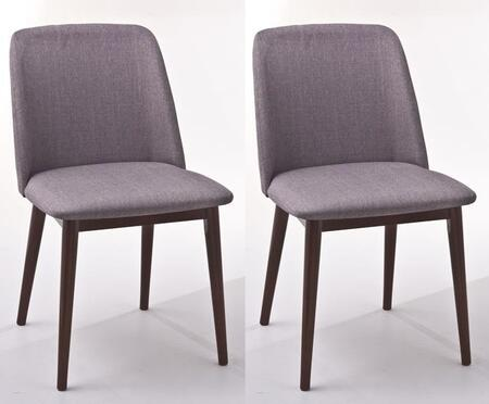 Hillsdale Furniture 5568803 Allentown Series Contemporary Fabric Wood Frame Dining Room Chair