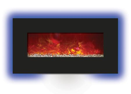 Amantii WMBI344423 Enhanced Series Wall Mountable Electric Fireplace