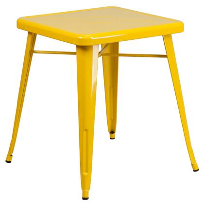 "Flash Furniture CH3133029YLGG 27.75"" Bistro Table"