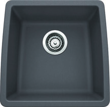 441475 Performa Silgr II Single Bowl cinder