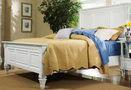 Magnussen 71960CK Ashby Series  California King Size Panel Bed